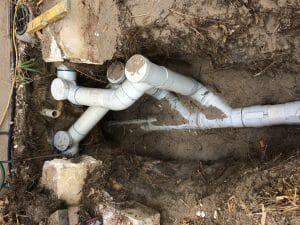 drainage, sewer pipes, plumbing