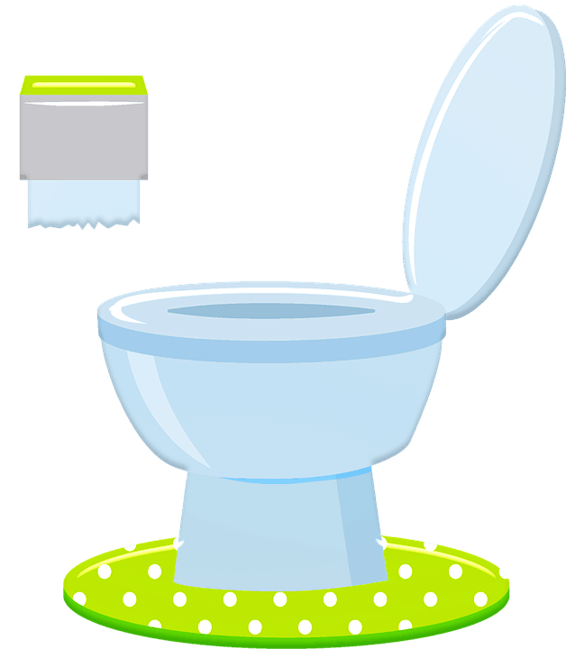 animated toilet